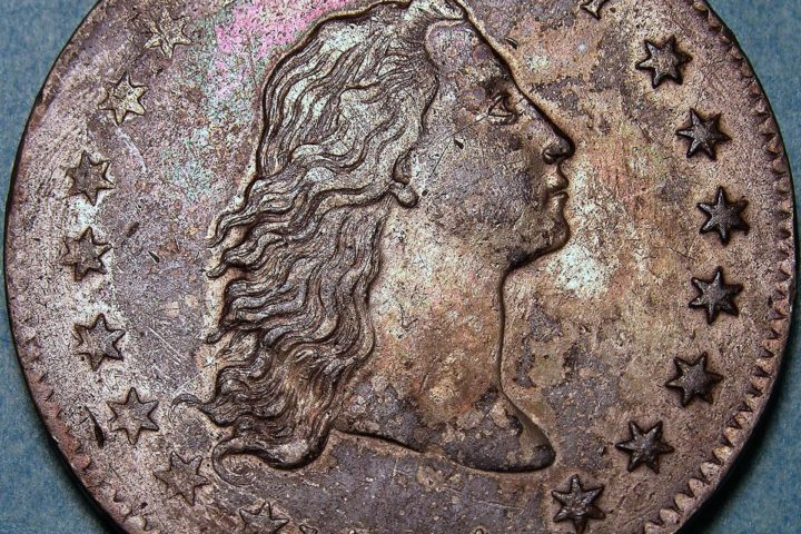 Le dollar aux cheveux flottants : une pièce rare et d'une grande valeur