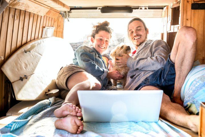 Devenir Digital Nomad et gagner sa vie tout en voyageant