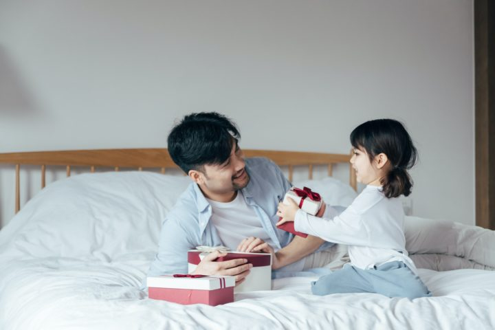Le cadeau idéal pour la fête des pères