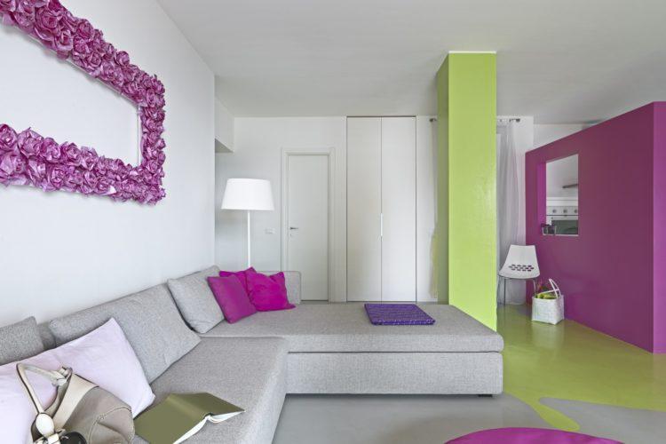 Bien choisir les couleurs en décoration d'intérieur
