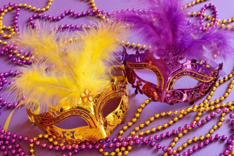 Mardi-Gras arrive ! Sortez votre plus beau déguisement