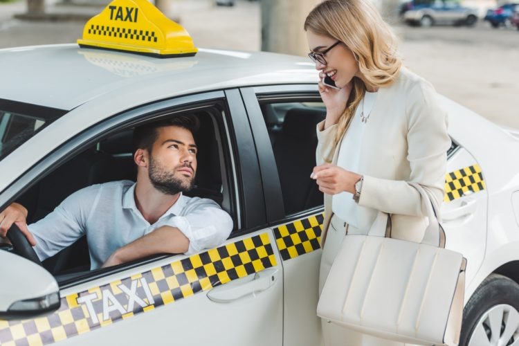 Un bon chauffeur de taxi !