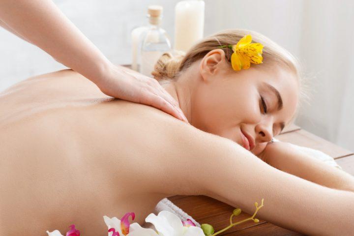 Massage : le bien-être au bout des doigts